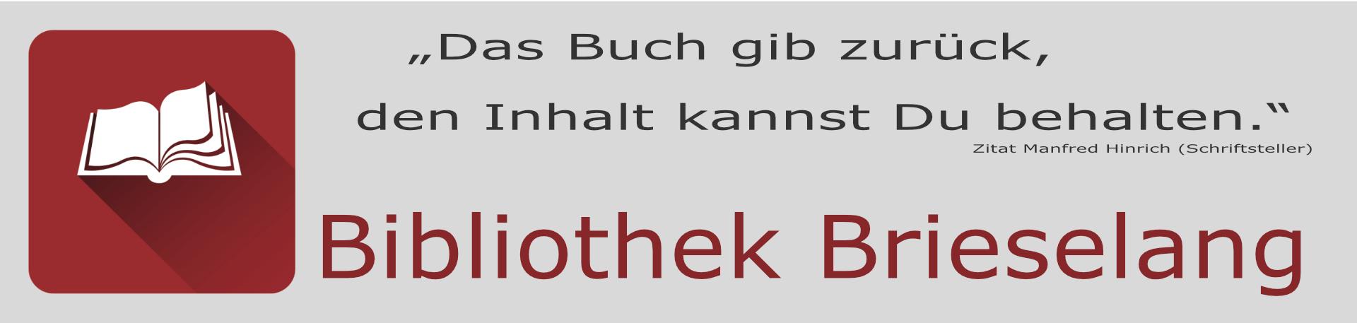 Förderverein Bibliothek Brieselang e.V.